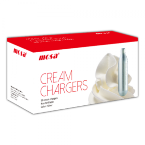 MOSA Cream chargers 50 pack